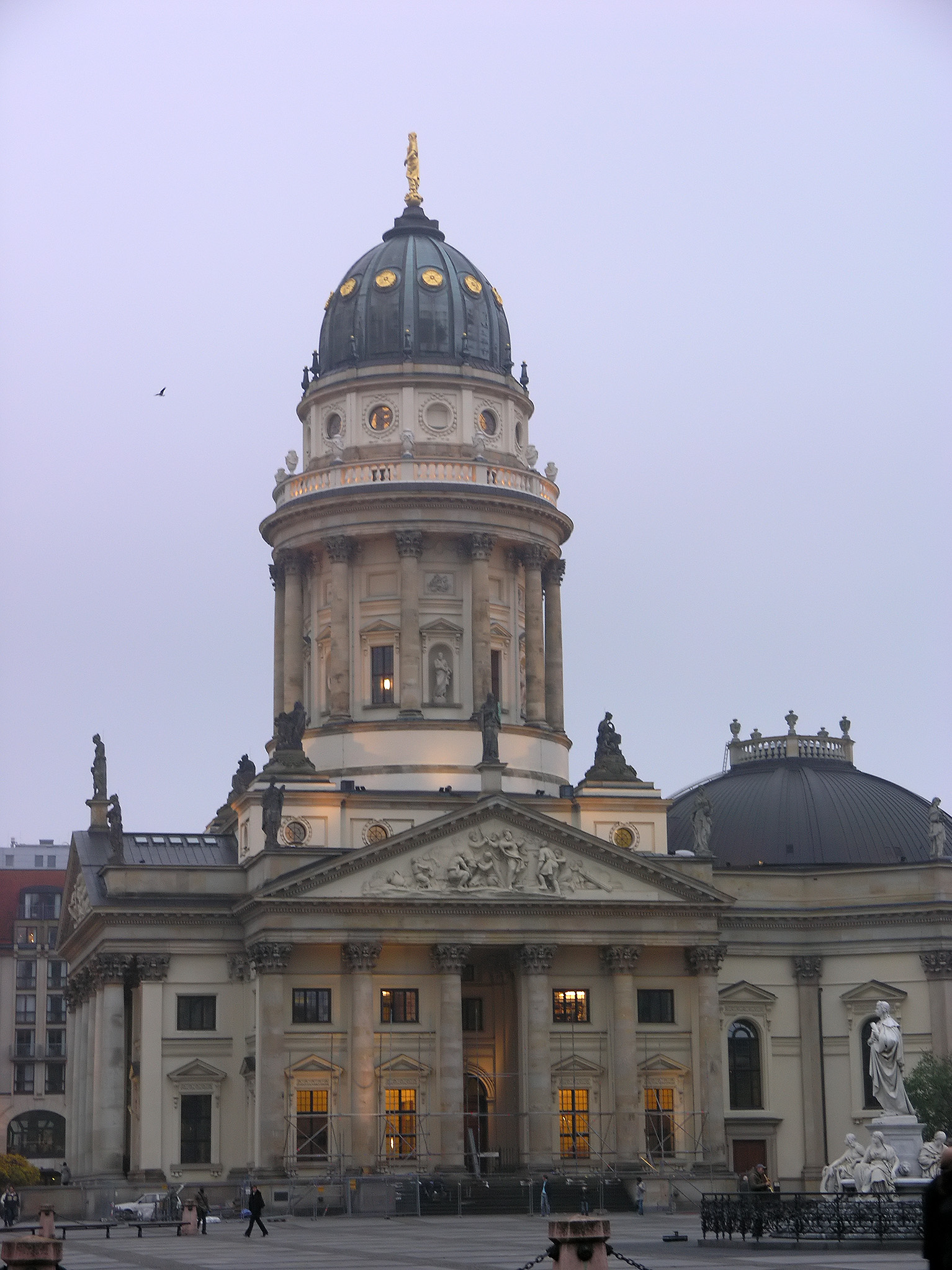 Day 2 - Deutscher Dom on Gendarmenmarkt