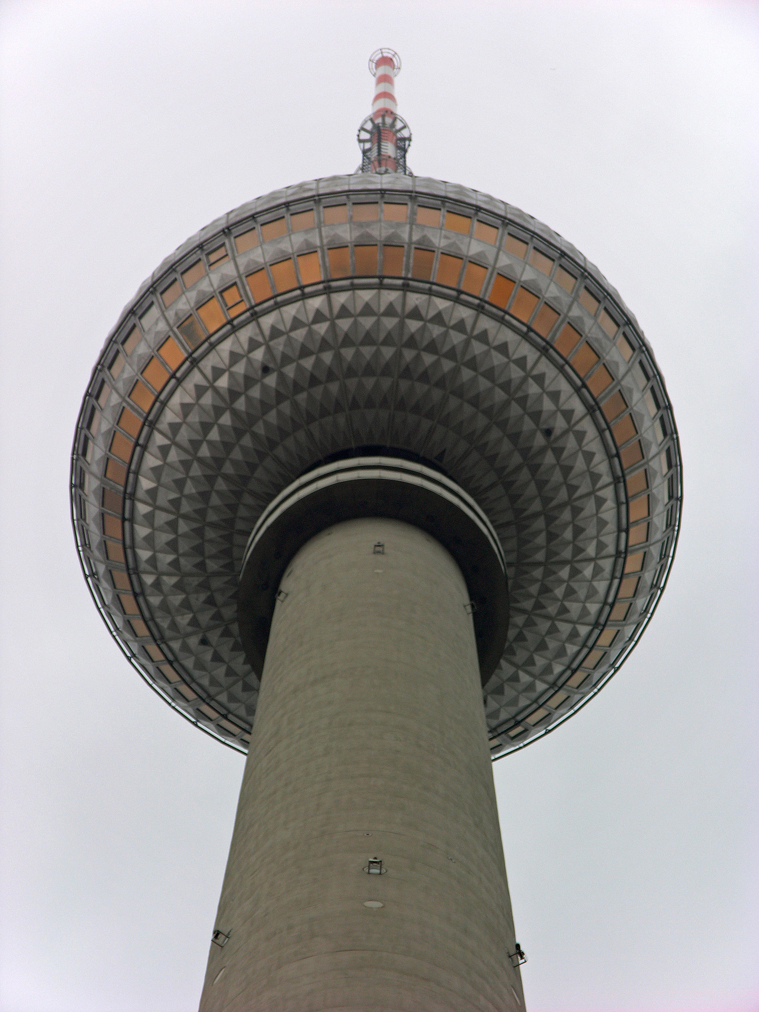 Day 4 - TV Tower at Alexanderplatz